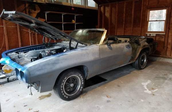 No GTO: 1970 Pontiac LeMans Sport Convertible