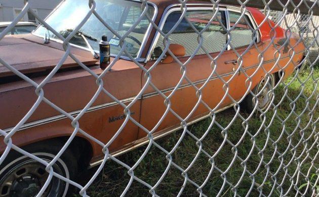 Unwanted Inheritance: 1973 Chevy Nova