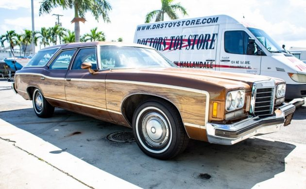 Seller Has The Right to Remain Silent: 1974 Pontiac Catalina Safari