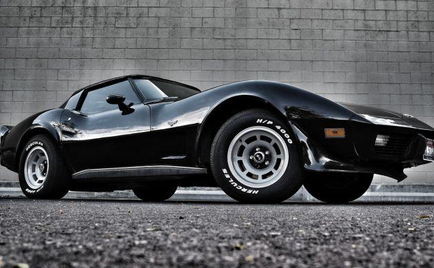 The Right Options: 1979 Chevrolet Corvette L82