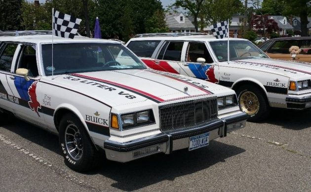 "Two 1988 Buick ""Pace Car"" Wagons!"