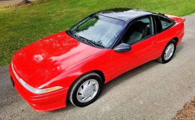 Stellar Deal: 1991 Mitsubishi Eclipse