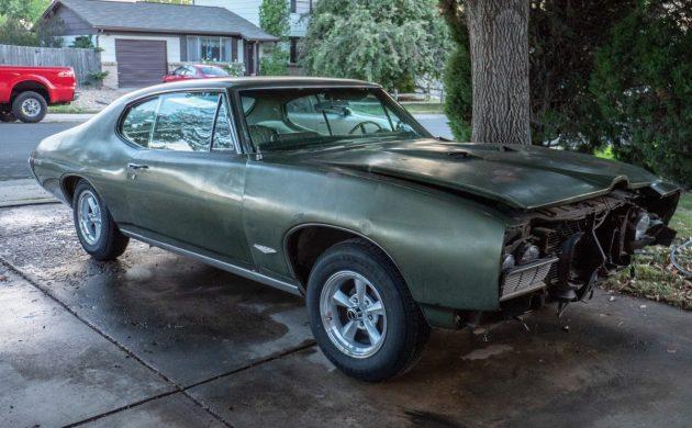 EXCLUSIVE: 1968 Pontiac GTO
