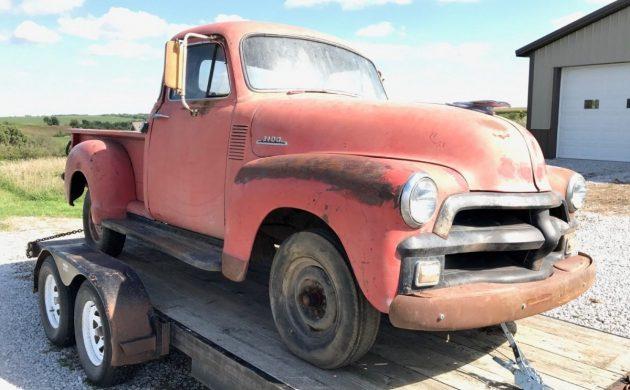 Chevrolet 54 pick up