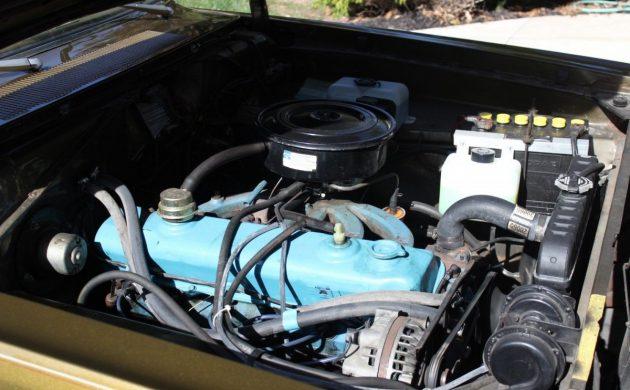 36,538 Miles: 1972 Dodge Dart Swinger