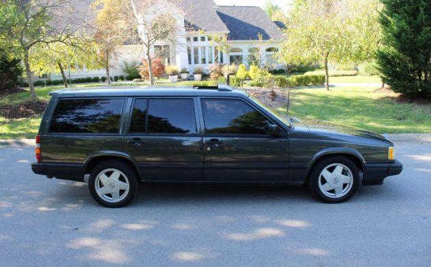 Reader Ad: 1990 Volvo 740 V8 Wagon