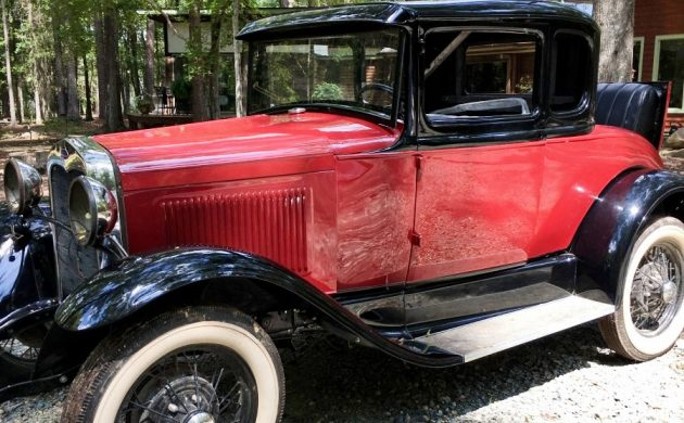 EXCLUSIVE: 1930 Ford Model A Coupe