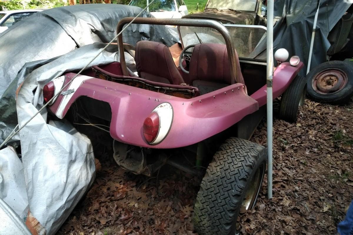 Vw Dune Buggy >> EXCLUSIVE: Howell Craft Meyers Manx Replica