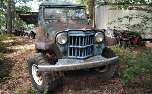Willys For Sale - Barn Finds