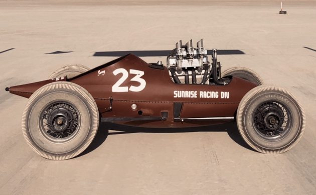 Reader Ad: 1946 Belly Tank Racer