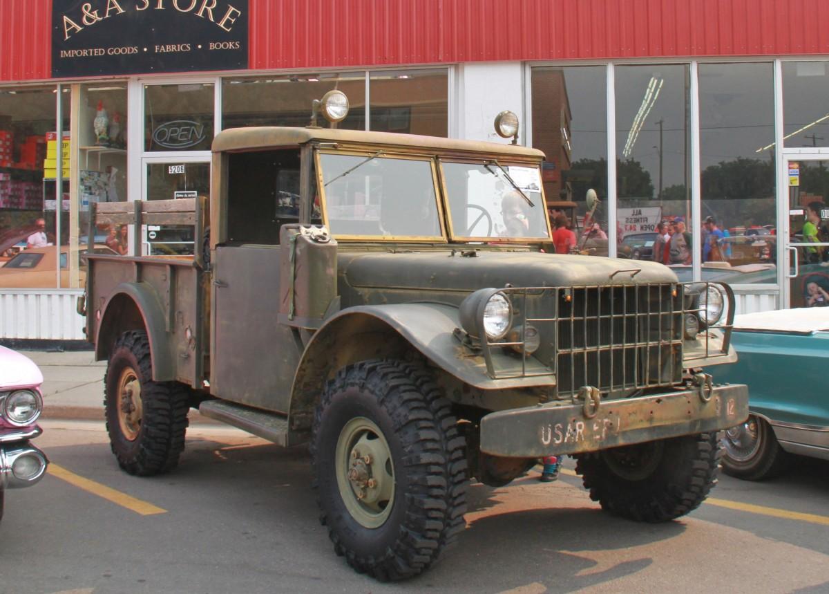 Rough Rider: 1953 Dodge M37 Truck