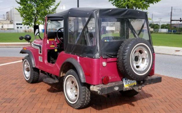 1974 Jeep Renegade CJ5 Decals /& Stripes Kit