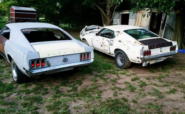 Pair Of Ponies: Ford Mustang Fastbacks