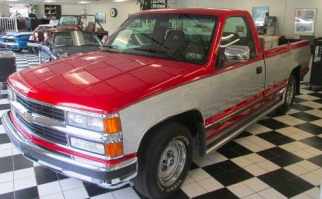 10k Original Miles: 1994 Chevy Silverado