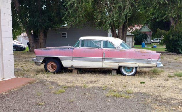 Roadside Sighting: 1956 Packard Four Hundred