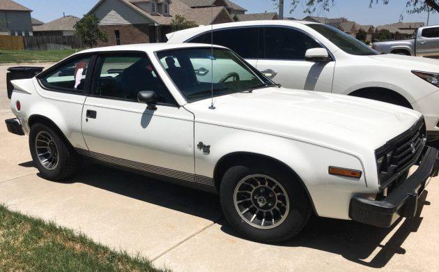 Survivor GT: 1979 AMC Spirit