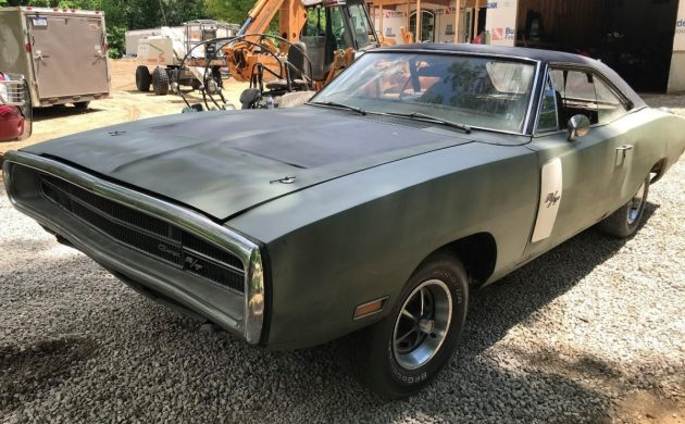 35 Years Sitting: 1970 Dodge Charger RT