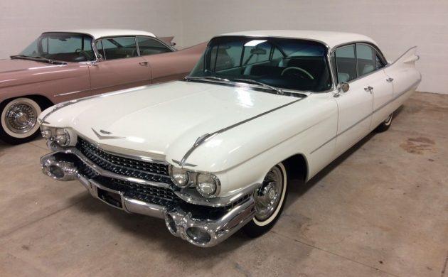 A '50s Icon: 1959 Cadillac DeVille