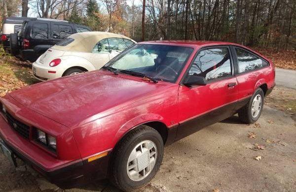 South Of 10k Miles 1985 Chevrolet Cavalier Type 10