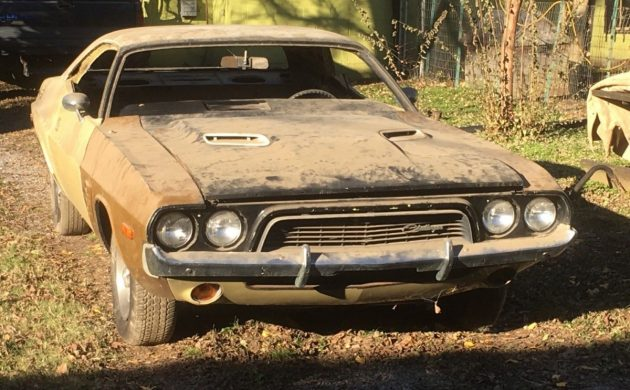 Package Deal: 1972 And 1973 Dodge Challengers