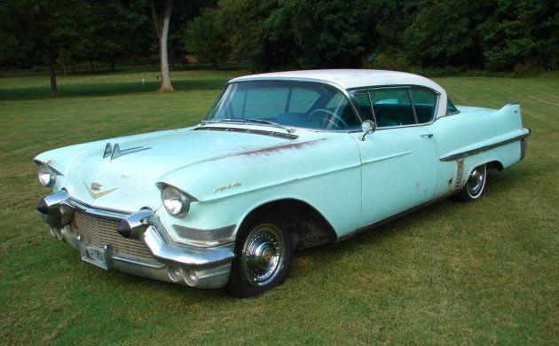 Stalled Project: 1957 Cadillac DeVille
