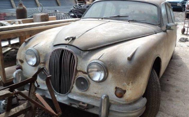 XK Six Or V8? 1963 Jaguar Mark 2