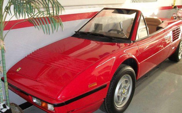 Wall Art: 1981 Ferrari Mondial