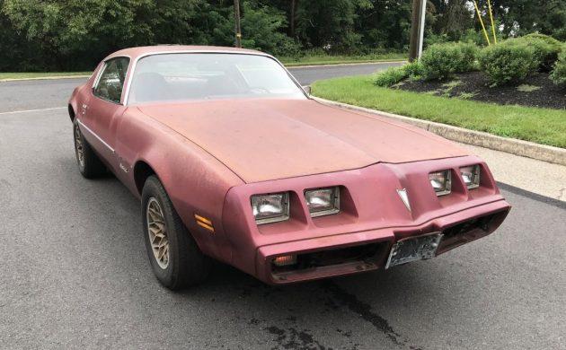 Pontiac Project: 1979 Pontiac Firebird