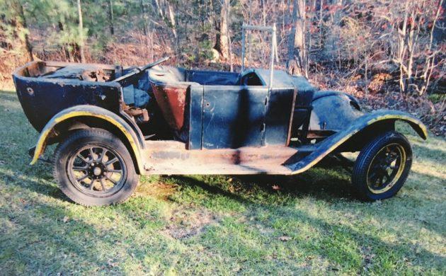 READER AD: 1928 Fiat 509A Torpedo