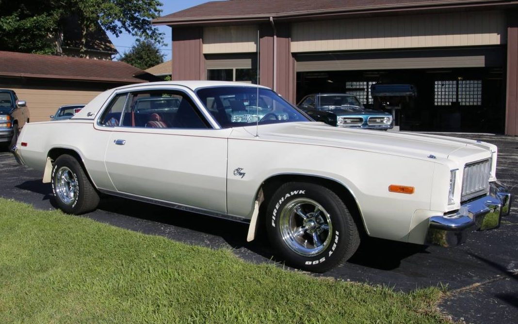 Like New With 37k Miles 1975 Plymouth Fury
