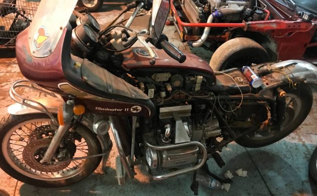 $700 for the Pair! Honda Gold Wing Package