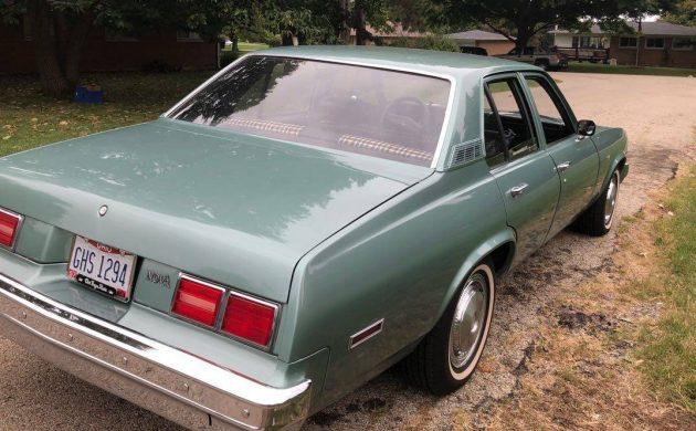 Selling Dad's Car: 1977 Chevy Nova Sedan