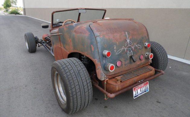 Absolutely Unique: 1935 Chevrolet Rat Rod Roadster