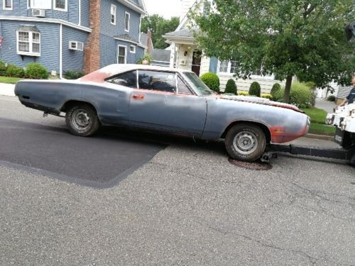 Parked since 1988: 1970 Dodge Superbee Project