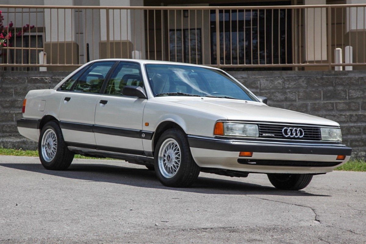 rare and ready to roll 1991 audi 200 quattro. Black Bedroom Furniture Sets. Home Design Ideas