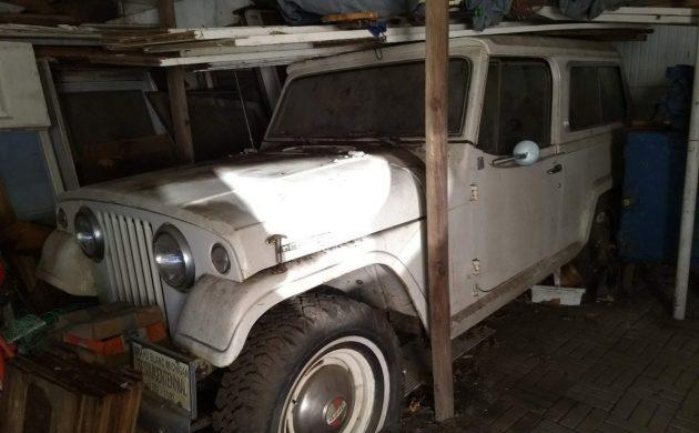 36,000 Miles: 1968 Jeepster Commando