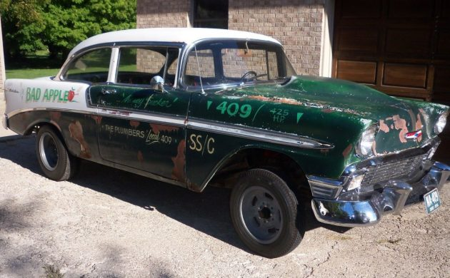Formidable Fruit: 1956 Chevy Bel Air