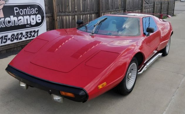 A Different Volkswagen: 1979 Daytona Sebring Kit Car