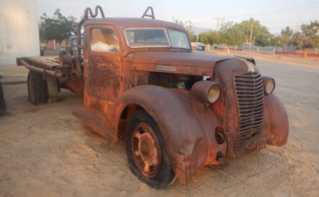 Diamond T Truck For Sale - Barn Finds