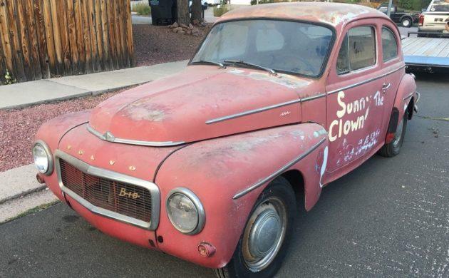 Clown Car: 1962 Volvo 544 Sport B-18