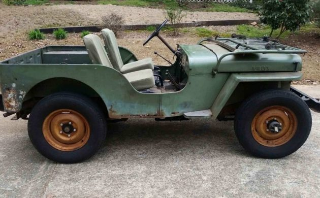Jeep For Sale - Barn Finds - Page 4 of 16