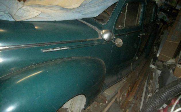 Hidden For 30 Years: 1940 Lincoln Zephyr V12