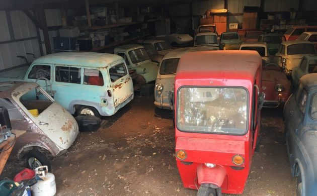 Awesome Hoard: Various Small Cars