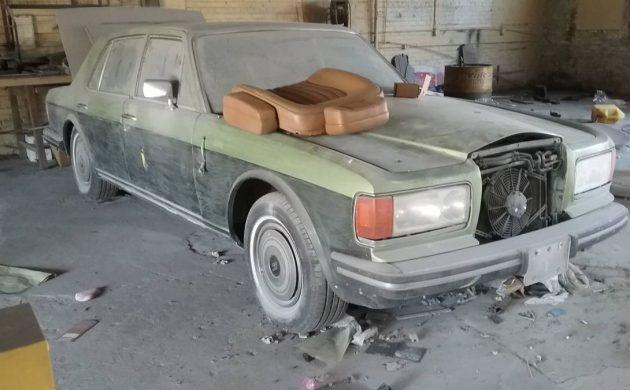 Cheap Roller: Rolls Royce Silver Spirit