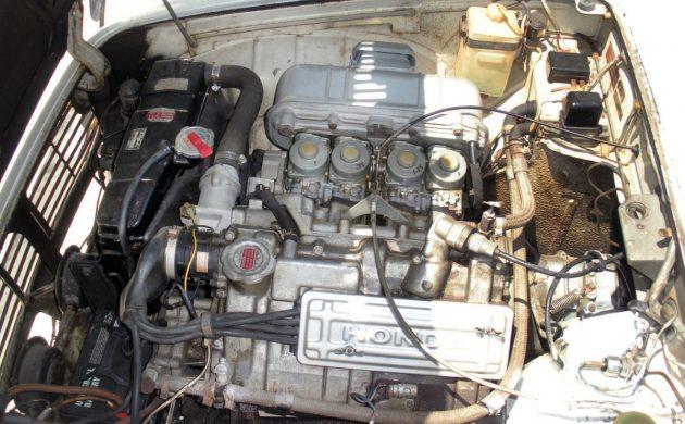 Really Rare Roadster: 1966 Honda S600