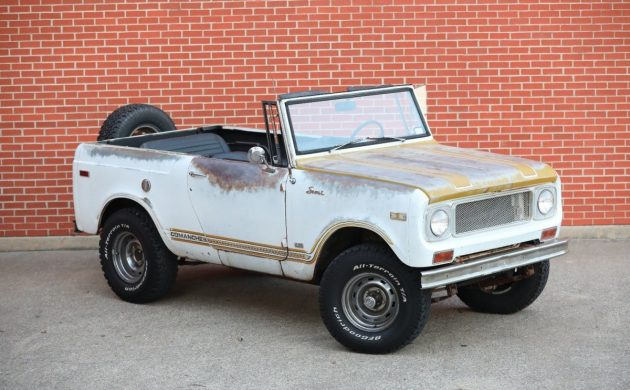 1 Of 1,500: 1971 International Scout Comanche