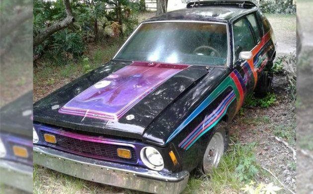 What A Drag: 1973 AMC Gremlin X Racer