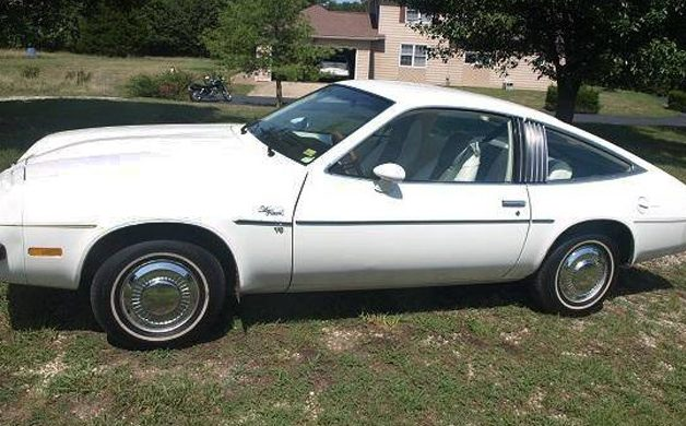 31k Mile Future Collectible: 1975 Buick Skyhawk