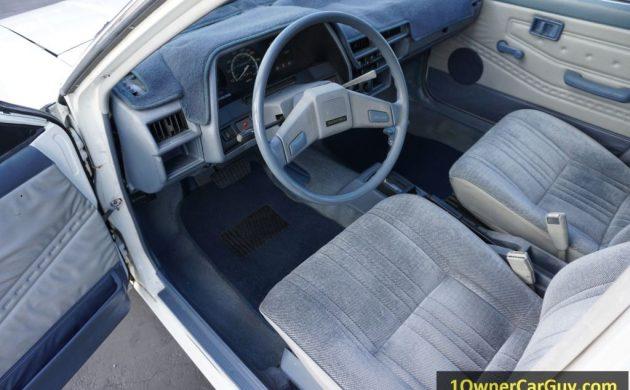 2 871 Obo 1982 Datsun Nissan Sentra Wagon