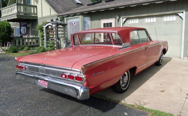 Rare Breezeway: 1964 Mercury Monterey